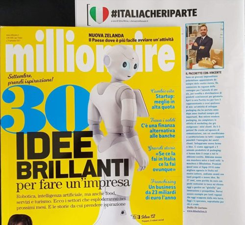Visti su Millionaire sezione Italia che riparte settembre 2017